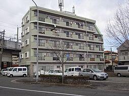 サニーピア柳瀬[4階]の外観