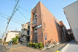 愛知県名古屋市守山区鳥羽見1の賃貸アパートの外観