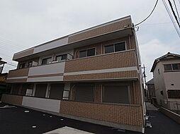 Nameki Mansion[202号室]の外観