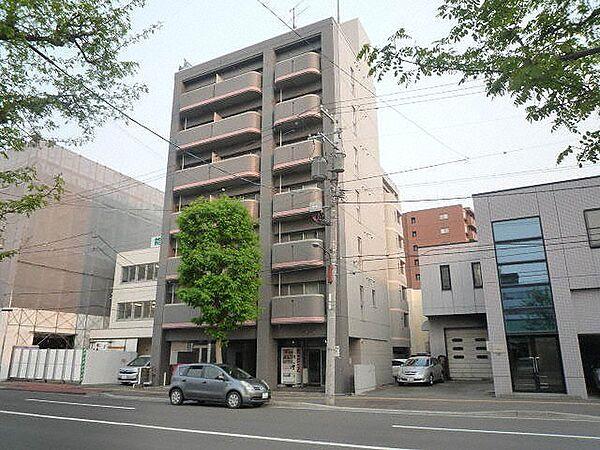 ヒューマンプラザ北大前 4階の賃貸【北海道 / 札幌市北区】