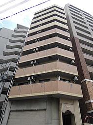 アマノール本田[8階]の外観
