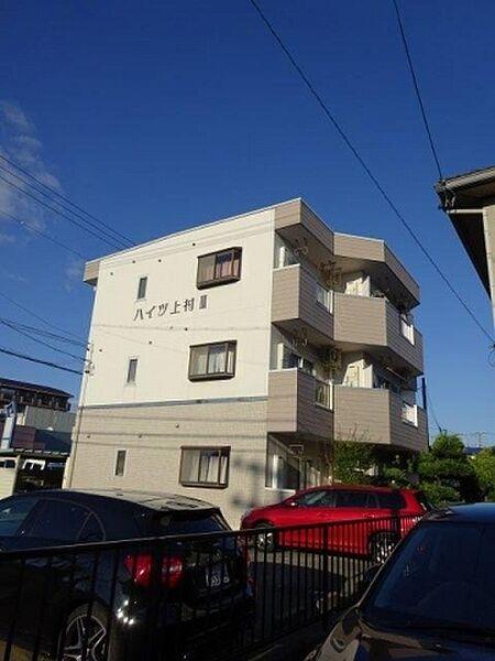 ハイツ上村III[2階]の外観