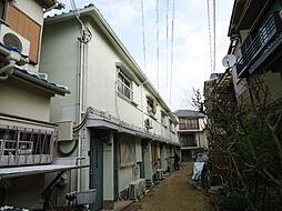 兵庫県神戸市垂水区城が山5丁目の賃貸アパートの外観