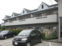 コーポYAMAI[2-B号室]の外観
