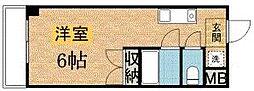 パドーレ カミノ[113号室]の間取り