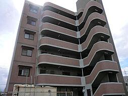 カーサ住之江公園[4階]の外観