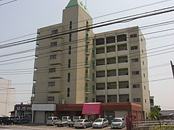 龍宝グリーンハイツ[3階]の外観