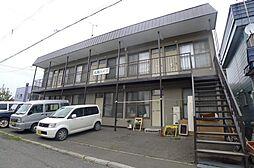 札幌ハイツ[J号室]の外観