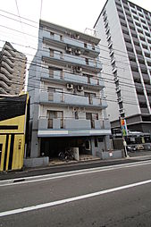 家具・家電付き スカイクリエート天神南[5階]の外観