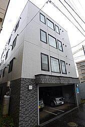 北海道札幌市豊平区中の島一条4丁目の賃貸マンションの外観