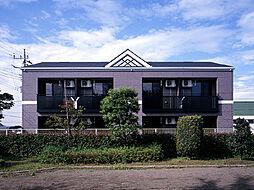 栃木県下都賀郡壬生町大師町の賃貸アパートの外観