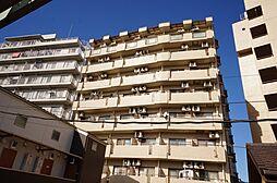 エヴェナール二子新地[3階]の外観