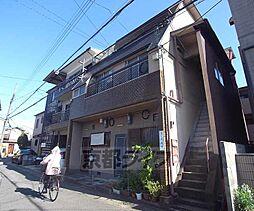 京都府京都市右京区梅津林口町の賃貸アパートの外観