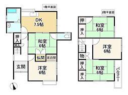 生駒駅 980万円