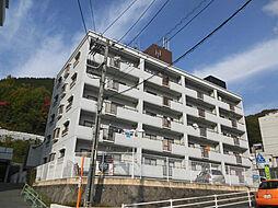広島県広島市西区井口台3丁目の賃貸マンションの外観