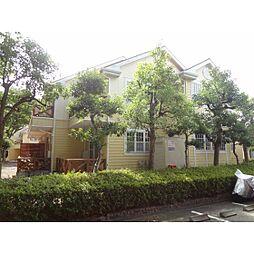 静岡県浜松市中区佐鳴台5丁目の賃貸アパートの外観