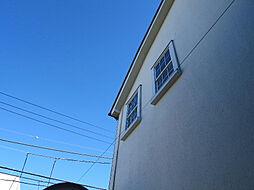 東京都世田谷区尾山台2丁目の賃貸アパートの外観