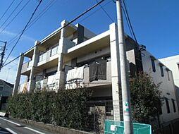 神奈川県横浜市港北区下田町5丁目の賃貸マンションの外観
