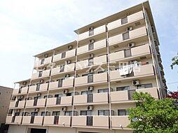 兵庫県三田市相生町の賃貸マンションの外観