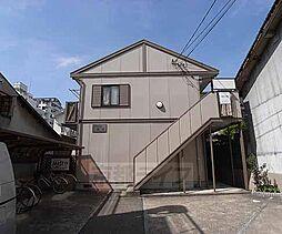 京都府京都市伏見区下油掛町の賃貸アパートの外観