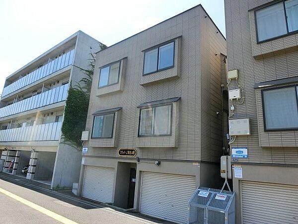 フラット・J麻生A棟[103号室号室]の外観