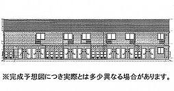 仮)D-room葛原[2階]の外観