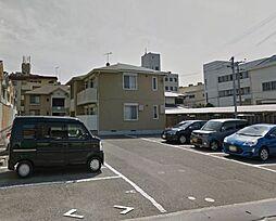 兵庫県明石市硯町2丁目の賃貸アパートの外観