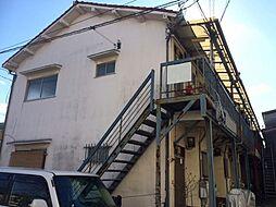 柏木町アパート[2階]の外観