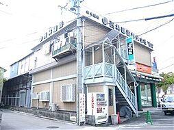 大阪府茨木市南耳原2丁目の賃貸アパートの外観