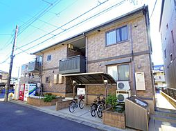 千葉県船橋市夏見6丁目の賃貸アパートの外観