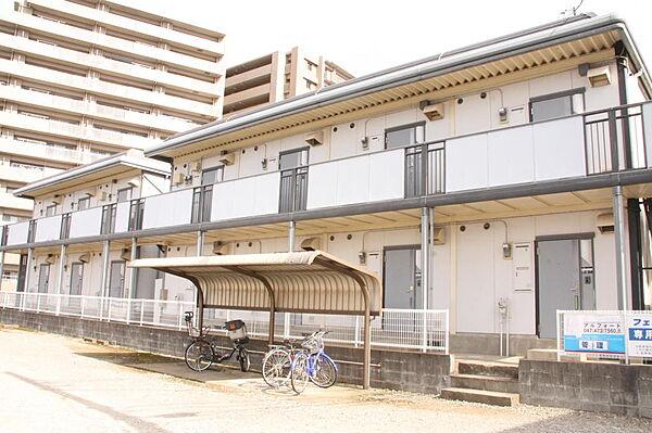 フェニックス小川2号棟 1階の賃貸【千葉県 / 船橋市】