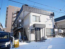 京栄マンション[6号室]の外観