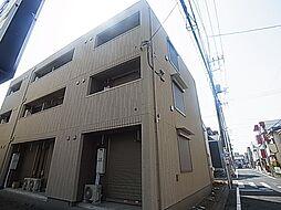 ファイネス梅田A棟[2階]の外観
