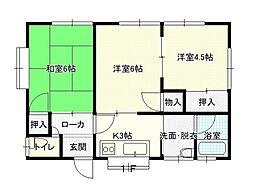 児玉駅 4.3万円