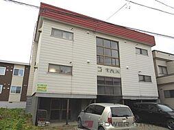 コーポ西沢[1階]の外観
