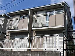 HOUSE LA LUNA[2階]の外観