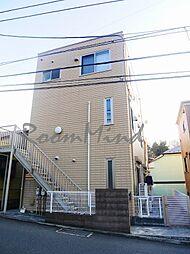 神奈川県横浜市神奈川区神之木台の賃貸マンションの外観