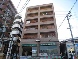 大阪府柏原市国分西1丁目の賃貸マンションの外観