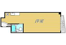 スカイコート中野南台第2[9階]の間取り