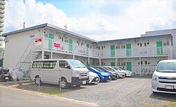 埼玉県さいたま市中央区大字上落合の賃貸アパートの外観
