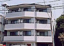 京都府京都市東山区日吉町の賃貸マンションの外観