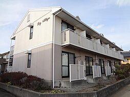 静岡県沼津市井出の賃貸アパートの外観