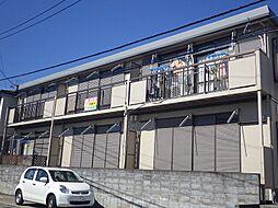 シティハイムアオキ[202号室]の外観