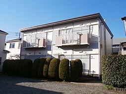 ツユキハイツII[202号室]の外観