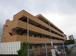 富士コーポラス[4階]の外観