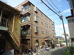 大阪府大東市赤井2丁目の賃貸マンションの外観