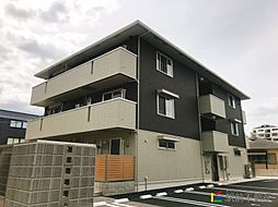 福岡県福岡市博多区光丘町2丁目の賃貸アパートの外観