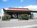 津軽尾上駅まで...