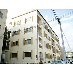 大阪府寝屋川市成田西町の賃貸マンションの外観
