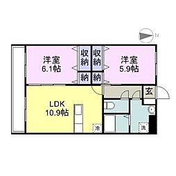 鶴崎駅 5.8万円